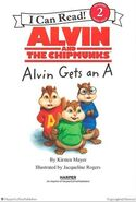 A&TC Alvin Gets an A Book Illustration