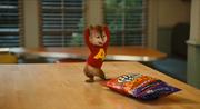 Alvin singing Stayin Alive