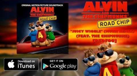 Juicy Wiggle Munk Remix - Redfoo feat. The Chipmunks