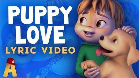 Puppy Love - Official Lyrics Video