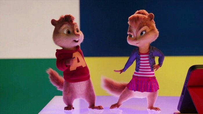 Alvin &Brittany