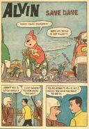 Alvin Dell Comic 15 - Save Dave