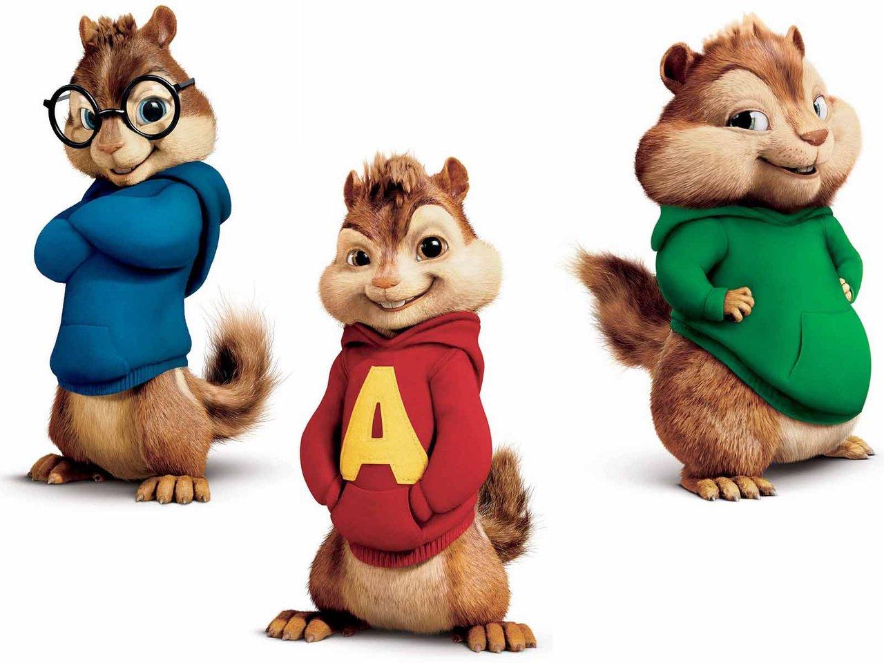M: Alvin and the Chipmunks Blu