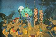 The Chipmunk Adventure Illustration 3