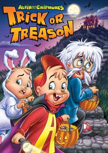 Trick Or Treason Dvd Alvin And The Chipmunks Wiki