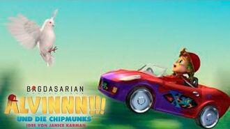 ALVINNN!!! und die Chipmunks - Ein gefährliches Spielzeug