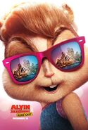Alvin and The Chipmunks The Road Chip Character Poster 04