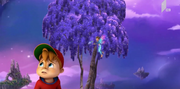 Alvin and a Fairy