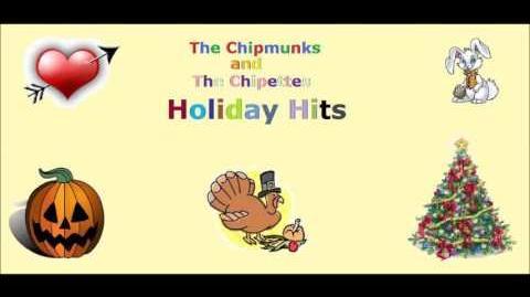 The Chipmunks - Monster Mash