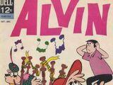 Alvin Dell Comic 1