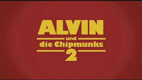 Alvin und die Chipmunks 2 - Teaser-Trailer ( German Deutsch )