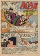 Alvin Dell Comic 12 - Little Creature -- Big Voice!