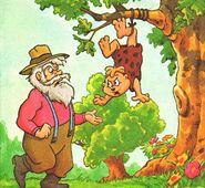 Alvin Goes Wild Illustration 2