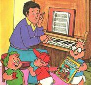 The Chipmunk Story Illustration 2