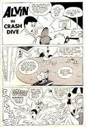 Alvin Dell Comic 7 - Crash Dive