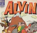 Alvin Dell Comic 11