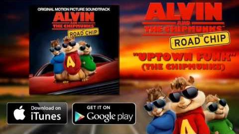 Uptown Funk - The Chipmunks