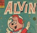 Alvin Dell Comic 9