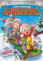 A Chipmunk Christmas Collector's Edition DVD Front Cover.png