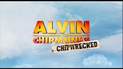 Alvin And The Chipmunks Chipwrecked - Survivor Scenes