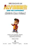 Alvin's New Friend Title Page