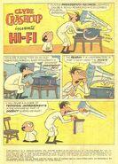 Clyde Crashcup Dell Comic 5 - Invents Hi-Fi