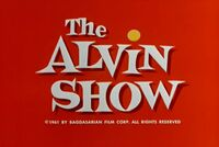 The Alvin Show Titlecard