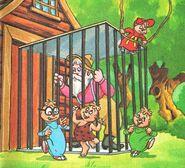 Alvin Goes Wild Illustration 3