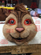AATC Musical - Alvin's Head