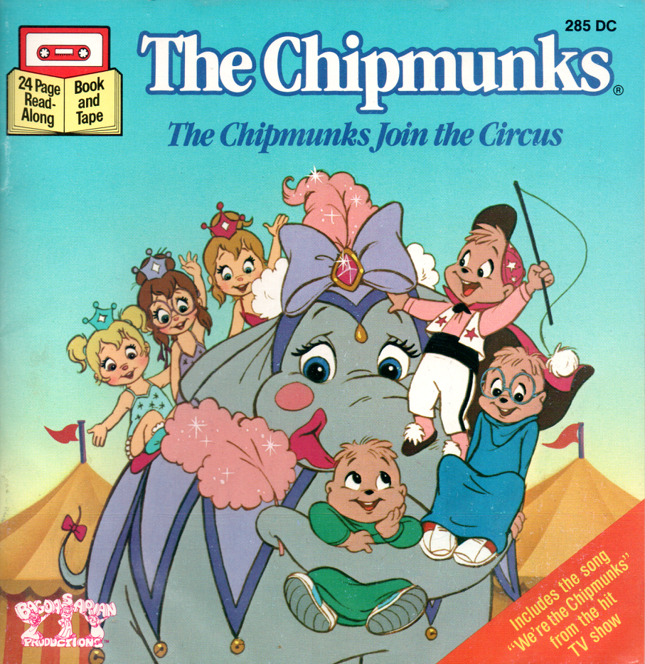 The Chipmunks Join The Circus Alvin And The Chipmunks