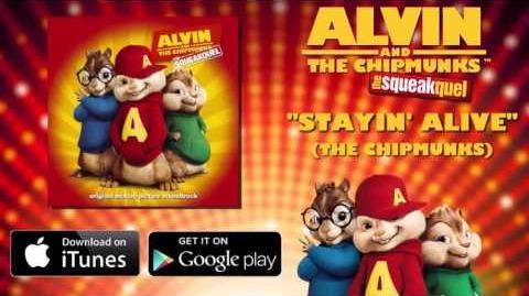 Stayin' alive - Chipmunks