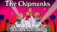 The Chipmunks Season Six Songs Card