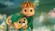 Theo Holding Teddy