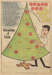 Decorate A Tree Activity Page