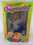 Chipmunks ideal plush simon