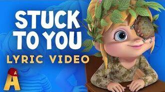"""Stuck On You"" Lyrics Video! - NUTS2U - Alvin and The Chipmunks"