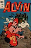 Alvin Dell Comic October 1972