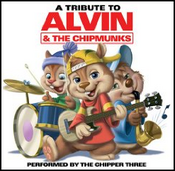 A Tribute to Alvin & the Chipmunks Infringing Album