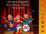Alvin and the Chipmunks: It's Show Time!: With Sound and Music