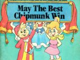 May the Best Chipmunk Win (Book)