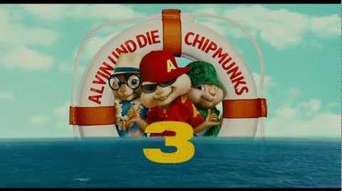 Alvin und die Chipmunks 3 Chipbruch Trailer german deutsch HD