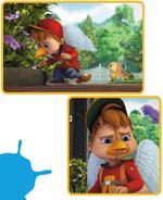 Alvin's New Friend Illustration 2
