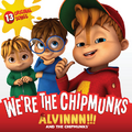 We're The Chipmunks Front Cover.png