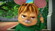 Theodore As A Mouse
