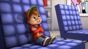 Alvin in the therapist's office