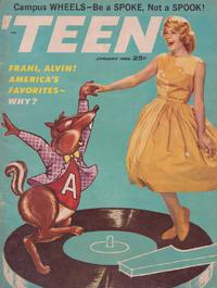 'Teen Magazine January 1960