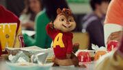 Alvin says, Call me