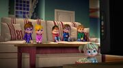 The Chipmunks and Chipettes in Spoiler-Itis