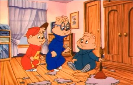 A Chip Off The Old Tooth Alvin And The Chipmunks Wiki Fandom