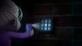 Brittany At Keypad For Simon's Basement Room.png